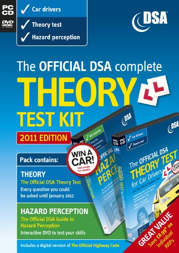 The Official DSA Complete Theory Test Kit (2011 edition)