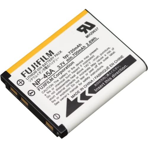 FUJIFILM 充電式バッテリー FinePix 用 NP-45A
