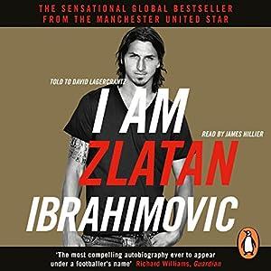 I Am Zlatan Ibrahimovic Audiobook