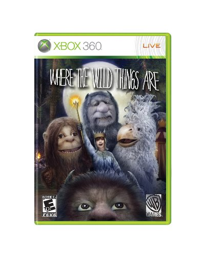 Where the Wild Things Are: The Videogame - Xbox 360 - 1