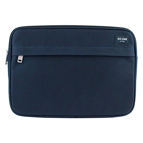 Jack Spade Zip Sleeve for Surface Pro 3 (Luggage Nylon Navy) (Jack Spade Laptop Sleeve compare prices)