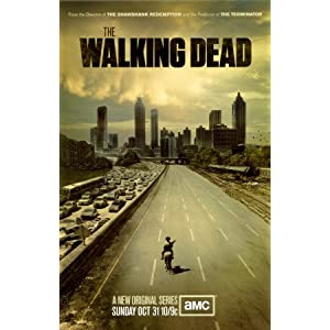The Walking Dead - AMC TV Show - Empty Highway 11x17 Poster Television MasterPoster Print, 11x17
