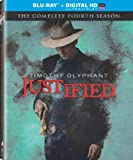 Justified: The Complete Fourth Season [Blu-ray]