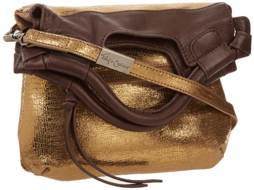Foley + Corinna Women's Disco City Convertible Tote with Removable Crossbody Strap, Sahara, One Size