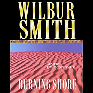 The Burning Shore Audiobook
