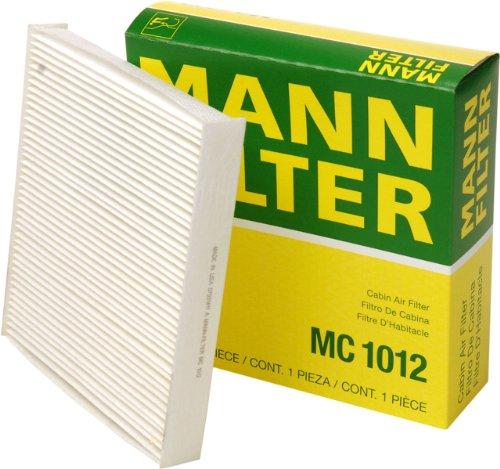 Mann-Filter MC 1012 Cabin Filter for select  Infiniti/ Nissan models