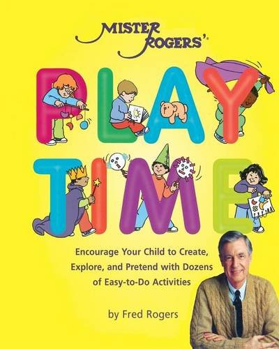 Mister Rogers' Playtime (Mister Rogers Parenting Book compare prices)
