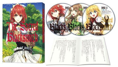 聖剣の刀鍛冶 Blu-ray BOX