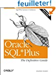Oracle SQL*Plus: The Definitive Guide...