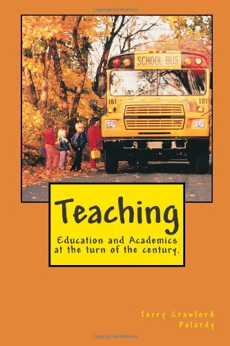 Teaching by Terry Crawford Palardy