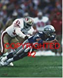 Steve Largent Seahawks Unsigned 8 x 10 Photo 2 at Amazon.com