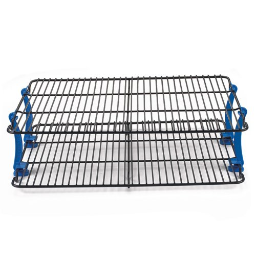 Nordic Ware Stackable Cooling Racks Two 11 Inch By 16 Inch