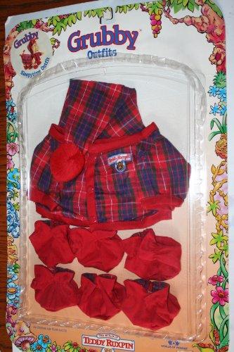 Teddy Ruxpin Grubby Sleepytime Outfit (Teddy Ruxpin Grubby)
