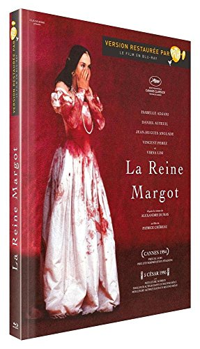 Queen Margot ( 1994 ) ( La Reine Margot ) [ Blu-Ray, Reg.A/B/C Import - France ]