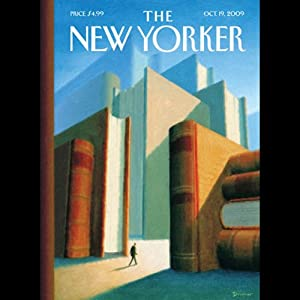The New Yorker, October 19, 2009 (William Finnegan, Malcolm Gladwell, Lizzie Widdicombe) Periodical