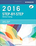 img - for Workbook for Step-by-Step Medical Coding, 2016 Edition, 1e book / textbook / text book