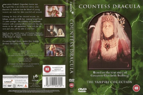 Countess Dracula [DVD]