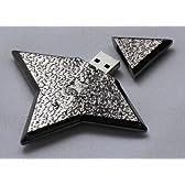 手裏剣型 USBメモリ Ninja Star(16GB)