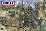 Emhar WW1 British Artillery - 1:72 Pl...