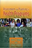 img - for Assessment And Planning In Health Programs by Bonni C. Hodges (2004-06-30) book / textbook / text book