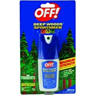 Johnson S C Inc 1849 Deep Woods Off Insect repellent