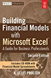 Building Financial Models with Microsoft Excel: A Guide for Business Professionals: A Guide for Business Professionals, Second Edition