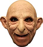 Máscara 3/4 hombre viejo calvo - Única