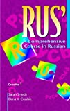 img - for RUS': A Comprehensive Course in Russian Set of 4 Audio Cassettes by Sarah Smyth (2002-07-25) book / textbook / text book