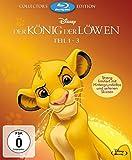 Der König der Löwen 1-3 - Trilogie - Digibook -  Blu-ray Preisvergleich