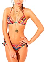less is more Braguita de Bikini (Multicolor)