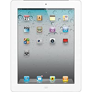 Apple iPad 2 MC984LL/A Tablet (64GB, Wifi + AT&T 3G, White) 2nd Generation
