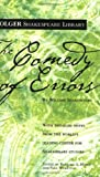 The Comedy of Errors (Folger Shakespeare Library) (0743484886) by Shakespeare, William