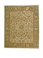 Eden Carpets Alfombra Elvan Verde/Barro 313 x 256 cm