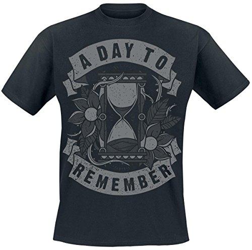 A Day To Remember -  T-shirt - Uomo nero Medium