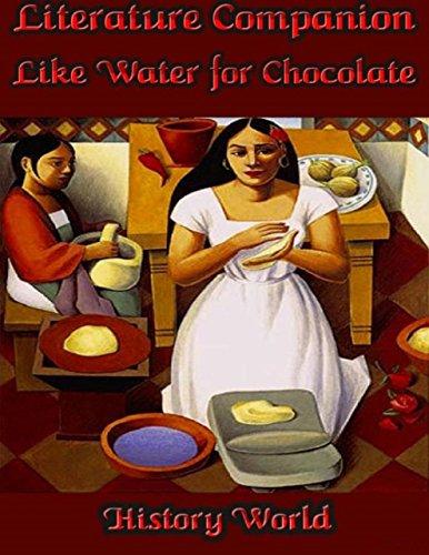 Literature Companion: Like Water for Chocolate (Like Water For Chocolate Book compare prices)