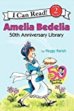 Amelia Bedelia 50th Anniversary Library (I Can Read Books: Level 2)