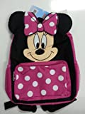 Small Backpack - Disney - Minnie Mouse - Happy Face