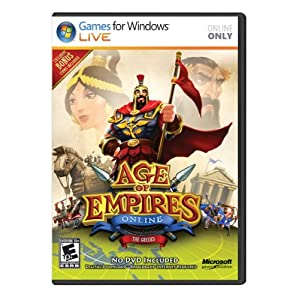 Age of Empires Online - Microsoft Platform - Windows Vista / 7 - Only $19.99