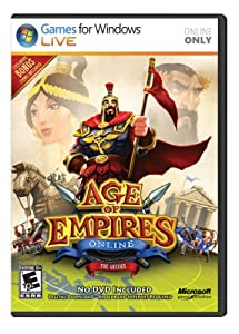 Age of Empires Online: The Greeks (Digital Download Card)