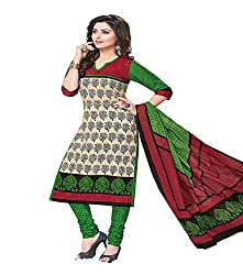 RK Fashion MultiColoured Cotton Unstitched Dress Material (ARVIROOPMILAN2212-Multi-Coloured-Free Size)