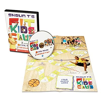Shaun T's Fit Kids Club DVD Workout