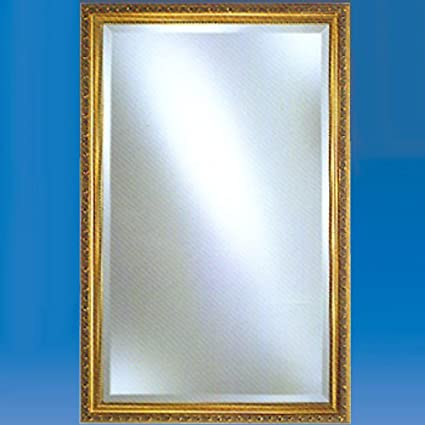"Basix 24"" x 30"" Recessed Medicine Cabinet Finish: Satin White"