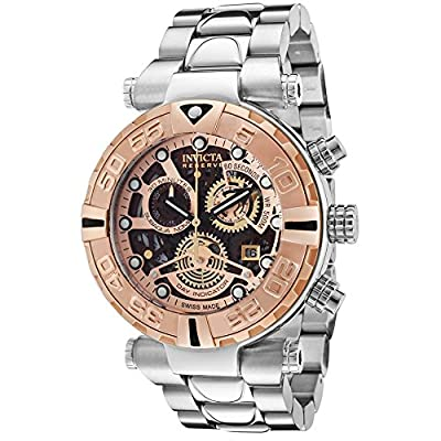 Invicta Men's 15994 Subaqua Analog Display Swiss Quartz Silver Watch