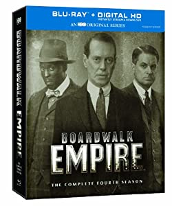 Boardwalk Empire: Season 4 (Blu-ray + Digital Copy)