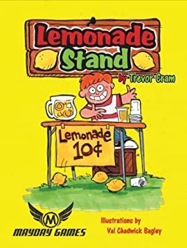 Lemonade Stand Card Game