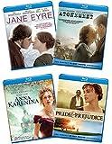 Ladies of Literature Bundle (Pride & Prejudice/ Atonement/ Jane Eyre/ Anna Karenina) [Blu-ray]