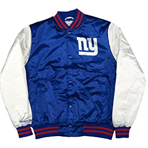 Mitchell & Ness New York Giants NFL Throwbacks Sublimated Jacket by Mitchell & Ness