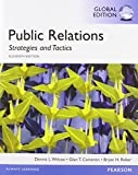 img - for Public Relations: Strategies and Tactics, Global Edition book / textbook / text book