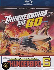 Gerry Anderson's Thunderbirds Are Go / Thunderbird 6