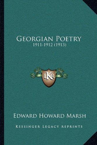 Georgian Poetry: 1911-1912 (1913)